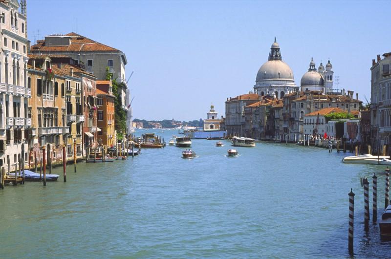Wenecja (Kanał Grande)