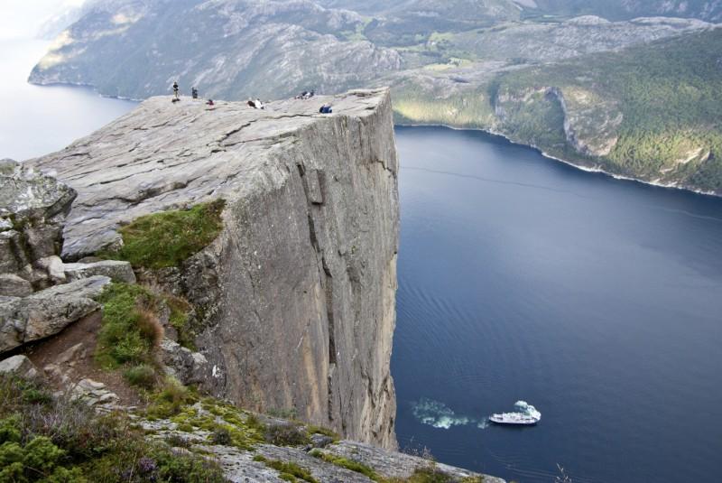 Skandynawia - Norwegia