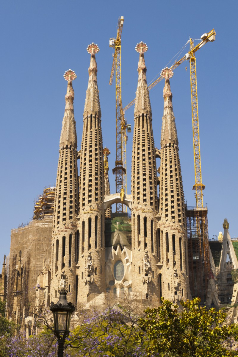 Barcelona (Sagrada)