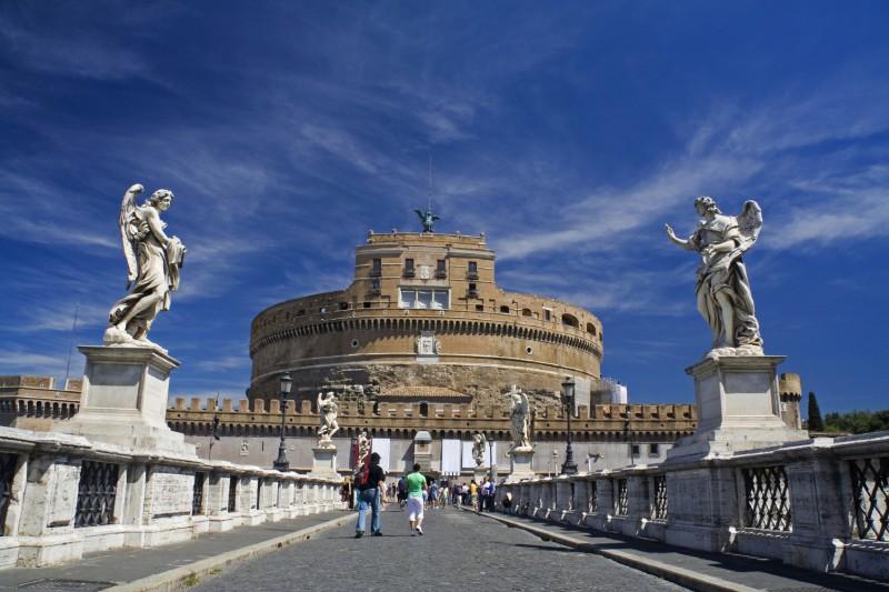 Rzym (Zamek św. Anioła)